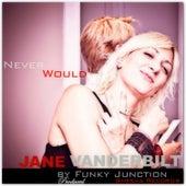 Never Would (Remixes) de Jane Vanderbilt