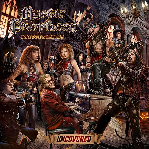 Monuments Uncovered von Mystic Prophecy