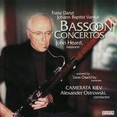 John Heard Performs Bassoon Concertos by Danzi and Vanhal von John Heard