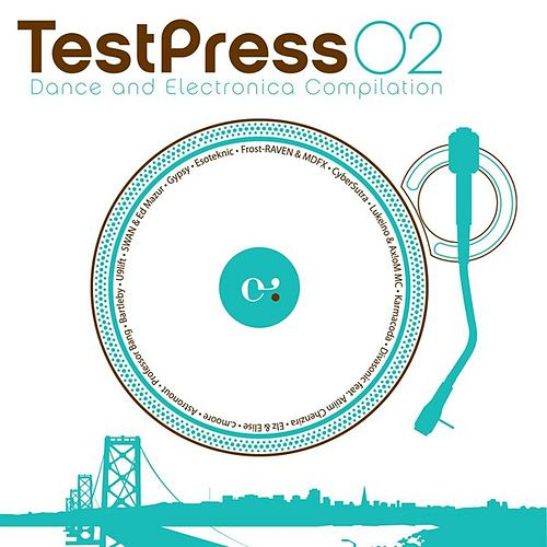 Test Press.02 by Various Artists