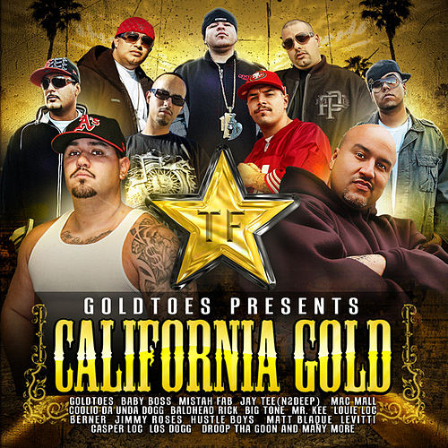 Goldtoes Presents California Gold by Various Artists
