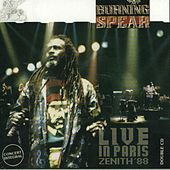 Live In Paris- Zenith'88 Vol 2 by Burning Spear