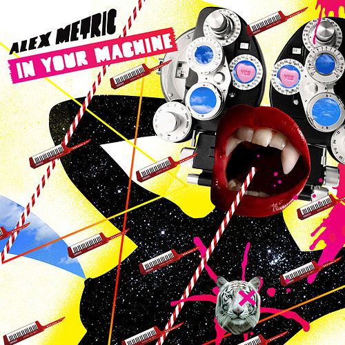 In Your Machine by Alex Metric