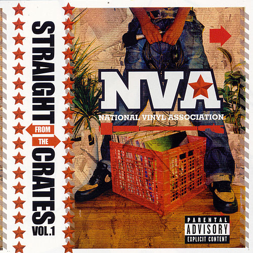 Staight From The Crates Vol. 1: NVA... by Various Artists