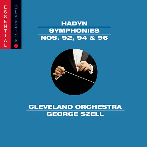 Symphonies Nos. 92, 94, and 96 by Franz Joseph Haydn