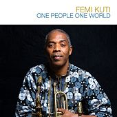 One People One World by Femi Kuti