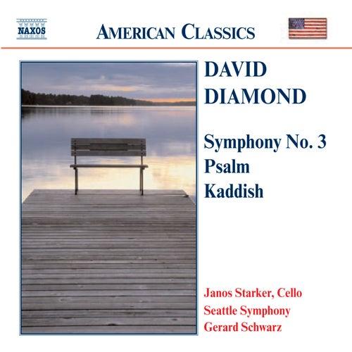 Symphony No. 3 by David Diamond