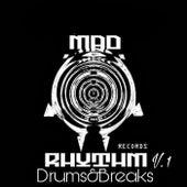 Drums & Breaks, Vol. 1 - EP by Various Artists