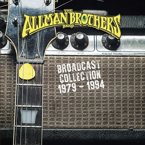 Broadcast Collection 1979 - 1994 von The Allman Brothers Band