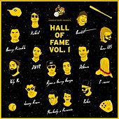 Hall of Fame, Vol. 1 - EP von Various Artists