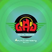 GAG Digital Records Anniversary Hits, Vol. 1 - EP by Various Artists