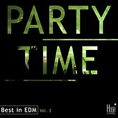 Party Time, Vol. 2 - Best in EDM de Various Artists