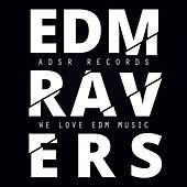 EDM Ravers (We Love EDM Music) de Various Artists