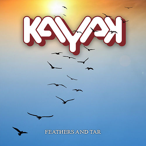 Feathers and Tar by Kayak