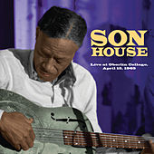 Live At Oberlin College, April 15, 1965 by Son House