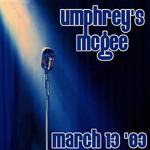 03-19-03 - The Clearwater Theater - Dundee, IL by Umphrey's McGee