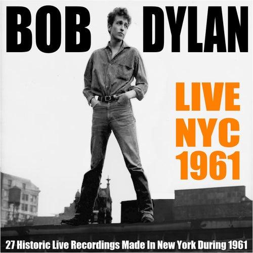 Live NYC 1961 de Bob Dylan
