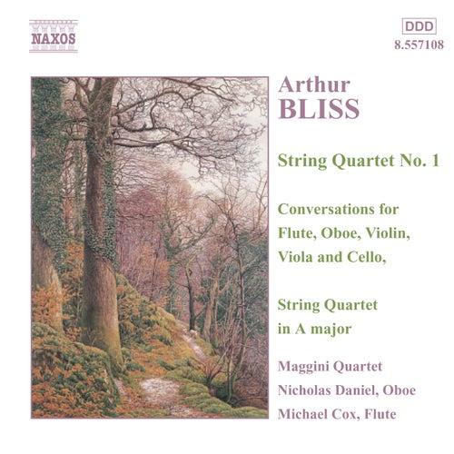 String Quartet No. 1 by Arthur Bliss