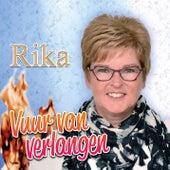 Vuur Van Verlangen by Rika