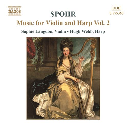 Music For Violin and Harp Vol. 2 by Various Artists