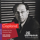 Copland: Fanfare for the Common Man by New York Philharmonic