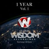 1 Year, Vol. 1 - EP de Various Artists