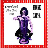 Wollman Rink, Central Park, NY, August 3rd 1968 van Frank Zappa