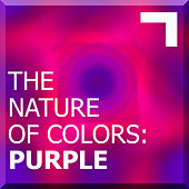 The Nature of Colors: Purple de Various Artists
