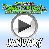 The Song of the Day.Com - January by Beatnik Turtle