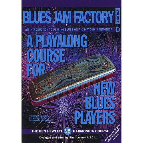 Blues Jam Factory (Double Album) by Ben Hewlett