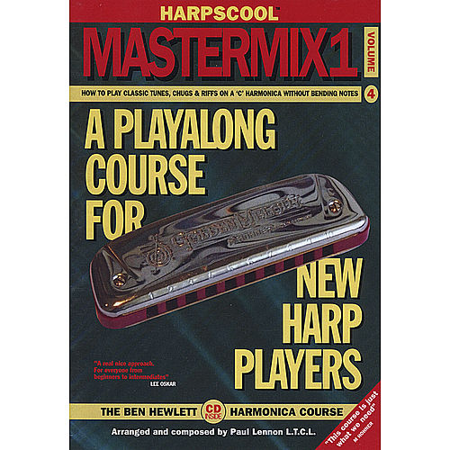 Harpscool Mastermix 1 by Ben Hewlett