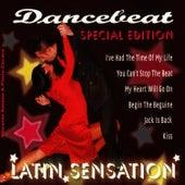 Dancebeat Special Edition - Latin Sensation by Tony Evans Dancebeat Studio Band