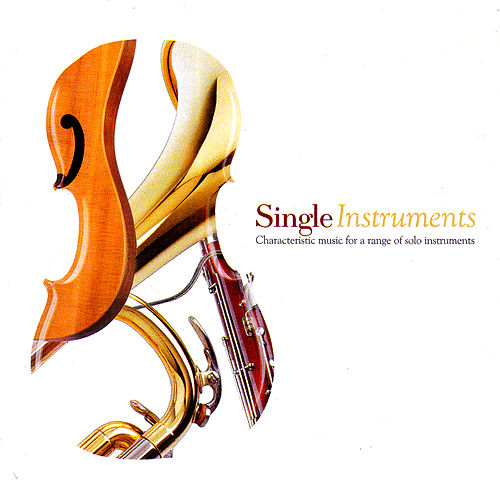 Single Instruments by Paul Mottram