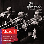 Mozart: Symphony No. 29 by New York Philharmonic