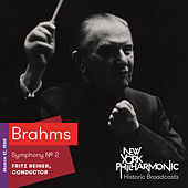 Brahms: Symphony No. 2 by New York Philharmonic