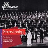 Stravinsky: Perséphone by Stuart Neill