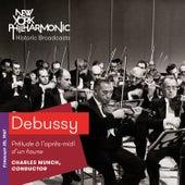 Debussy: Prélude à l'après-midi d'un faune by New York Philharmonic