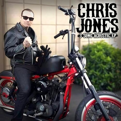 3 Song Acoustic by Chris Jones