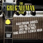 Live: Auditorium Shores, Austin, TX 18 Jul '87 de Gregg Allman