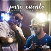 Puro Cuento (feat. Malacria) by Machete