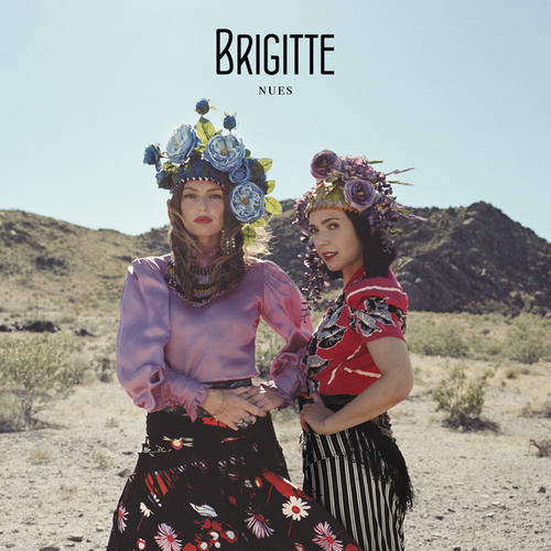 Nues de Brigitte