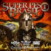 Super Peso Brasil (Ao Vivo) by Various Artists