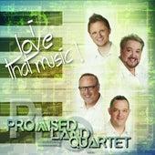 I Love That Music by PromisedLand Quartet