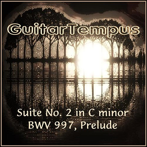 "Syntheway: ""Suite No. 2 in C minor BWV 997, Prelude (feat. GuitarTempus)"""