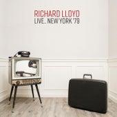 Live.. New York '79 de Richard Lloyd