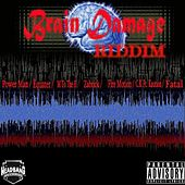 Brain Damage Riddim by Various Artists