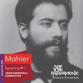 Mahler: Symphony No. 1 de New York Philharmonic