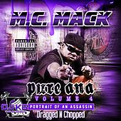 Pure Ana, Vol. 4: Portrait of an Assassin (Dragged 'n' Chopped) by M.C. Mack