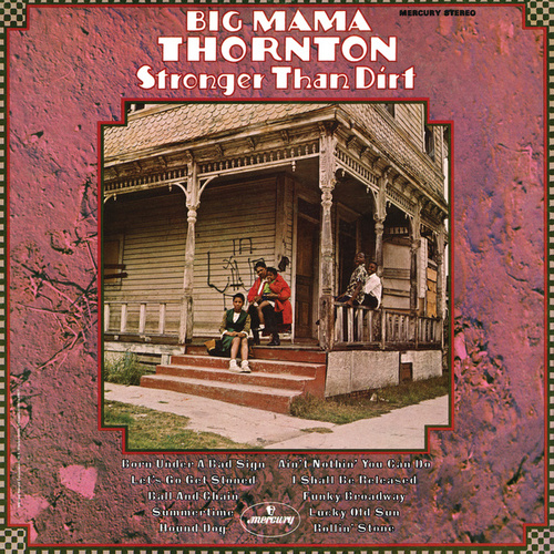 Stronger Than Dirt by Big Mama Thornton