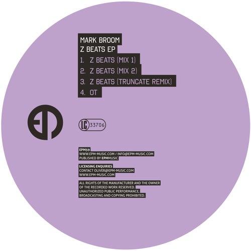 Z Beats EP by Mark Broom